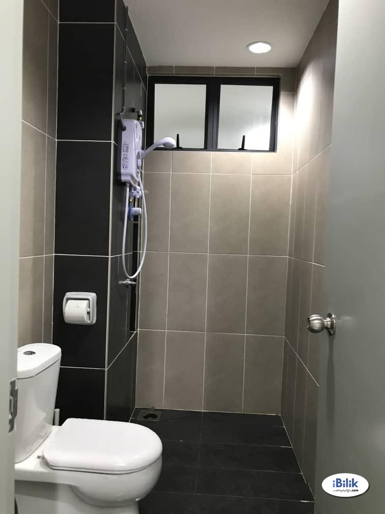 Furnished Middle Room next to MRT Taman Suntex Station