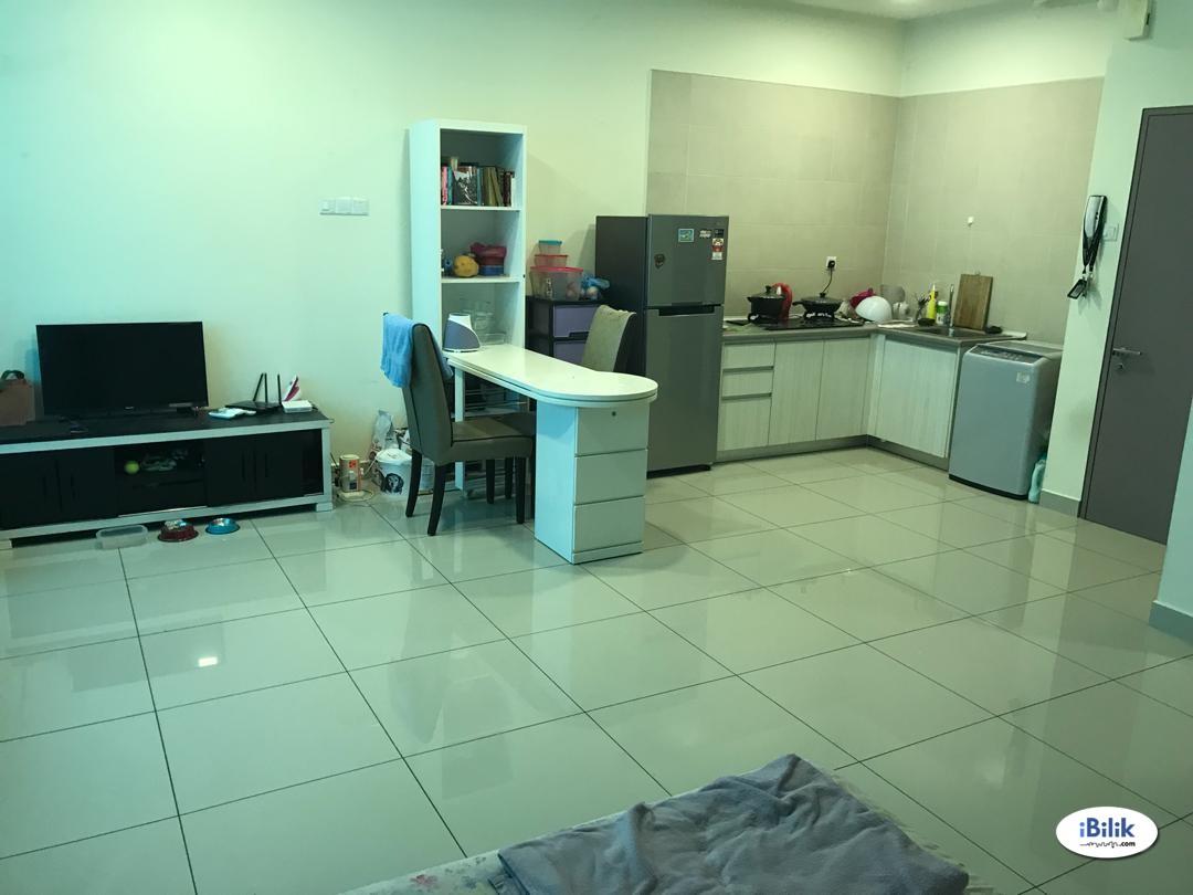 Studio at Flexis @ One South, Seri Kembangan