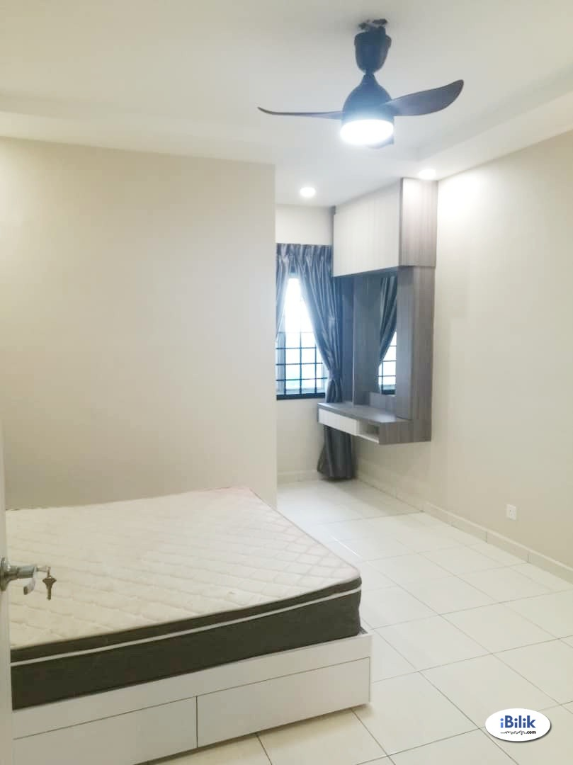 Middle Room at Johor Bahru, Johor