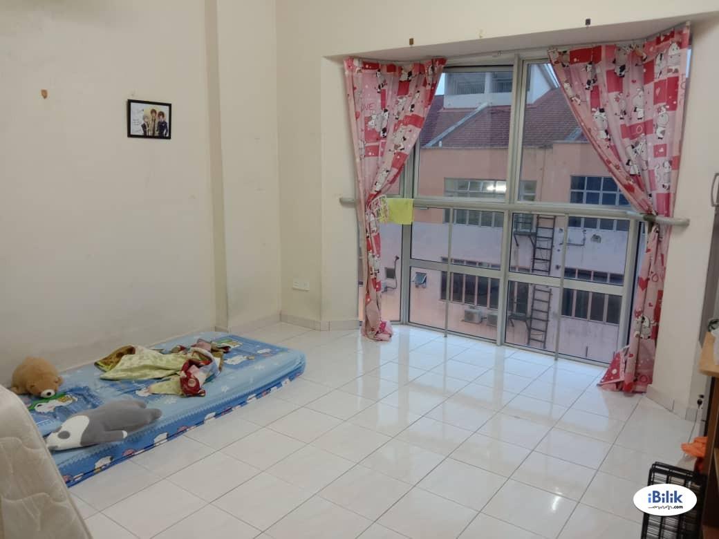Master Room at Wangsa Metroview, Wangsa Maju