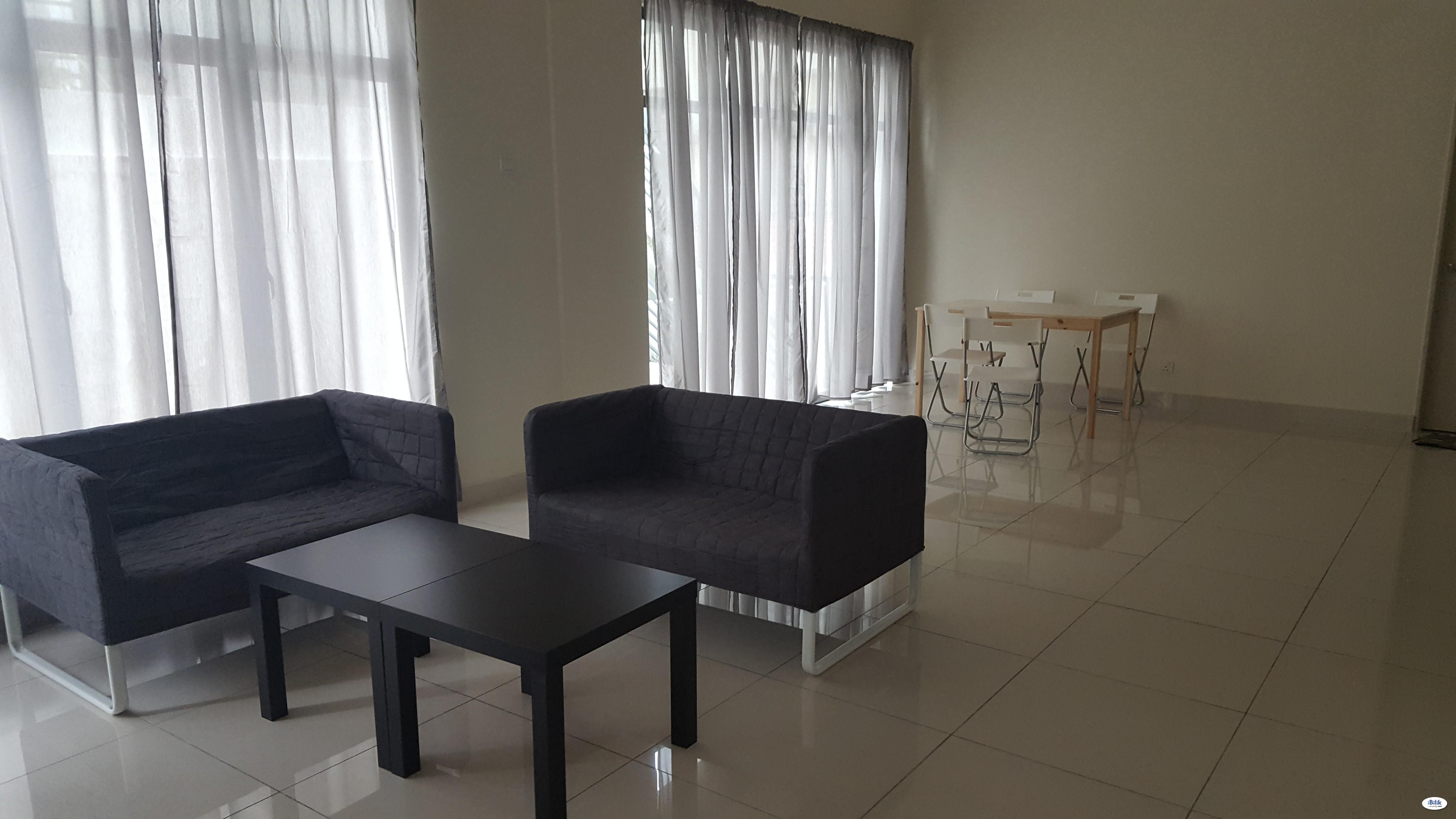 Small Room- Bandar Mahkota Cheras