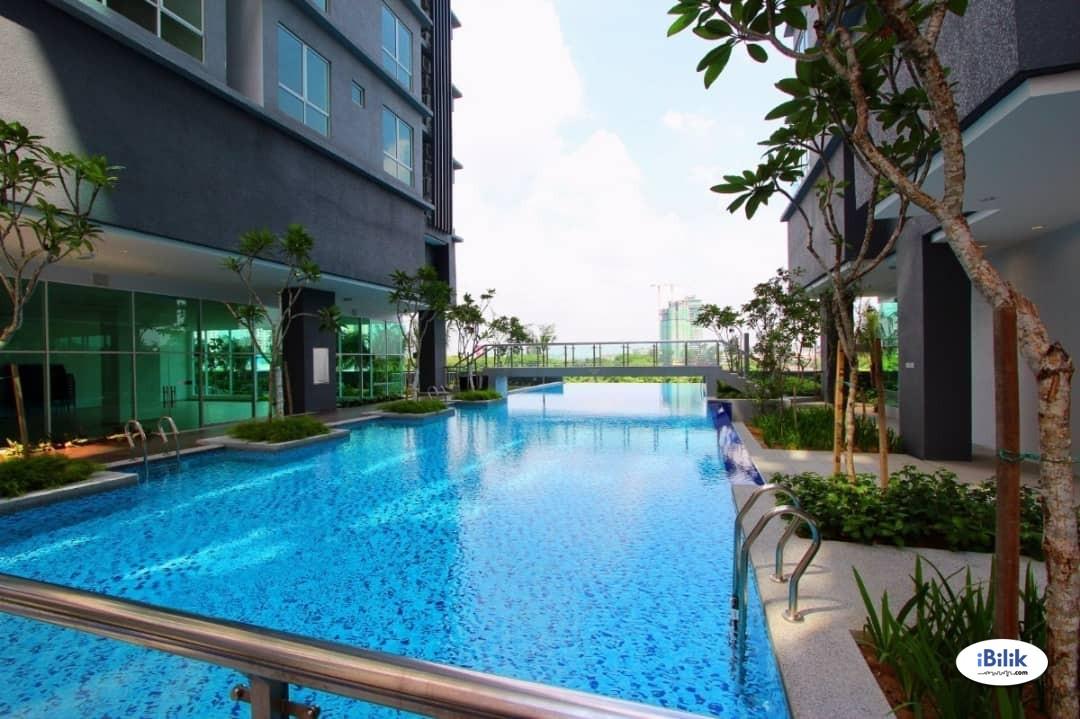 Middle Room at TTDI, Kuala Lumpur