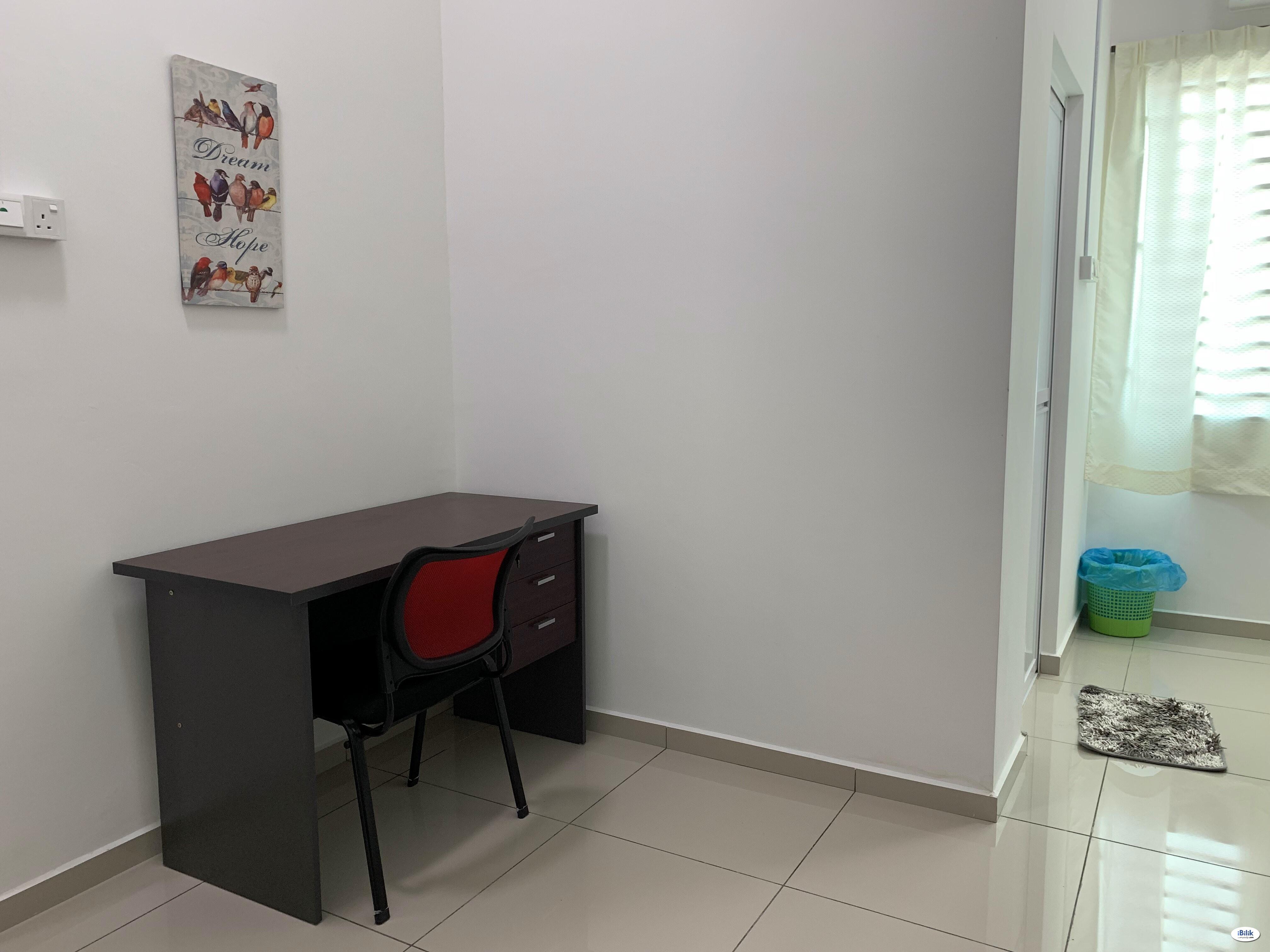 Fully Furnished Executive Single Room at Seberang Jaya