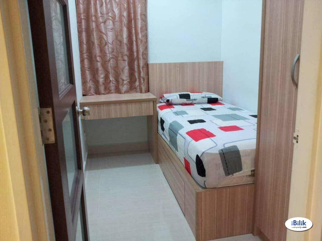 Single Room at Bukit OUG Condominium, Bukit Jalil