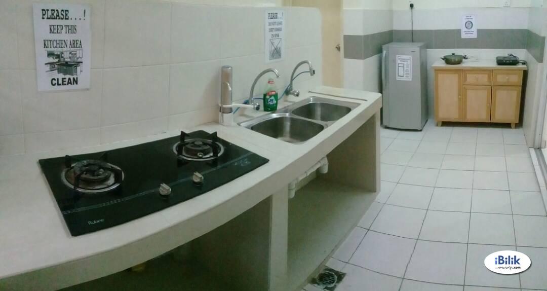 Weekly Cleaning at Taman Lestari Perdana, Bandar Putra Permai