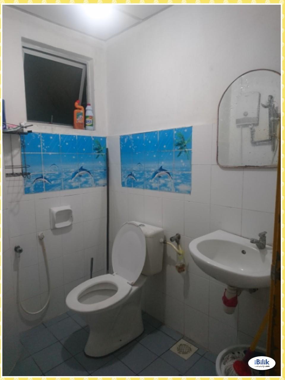 Single Room at Ampang Prima condominium
