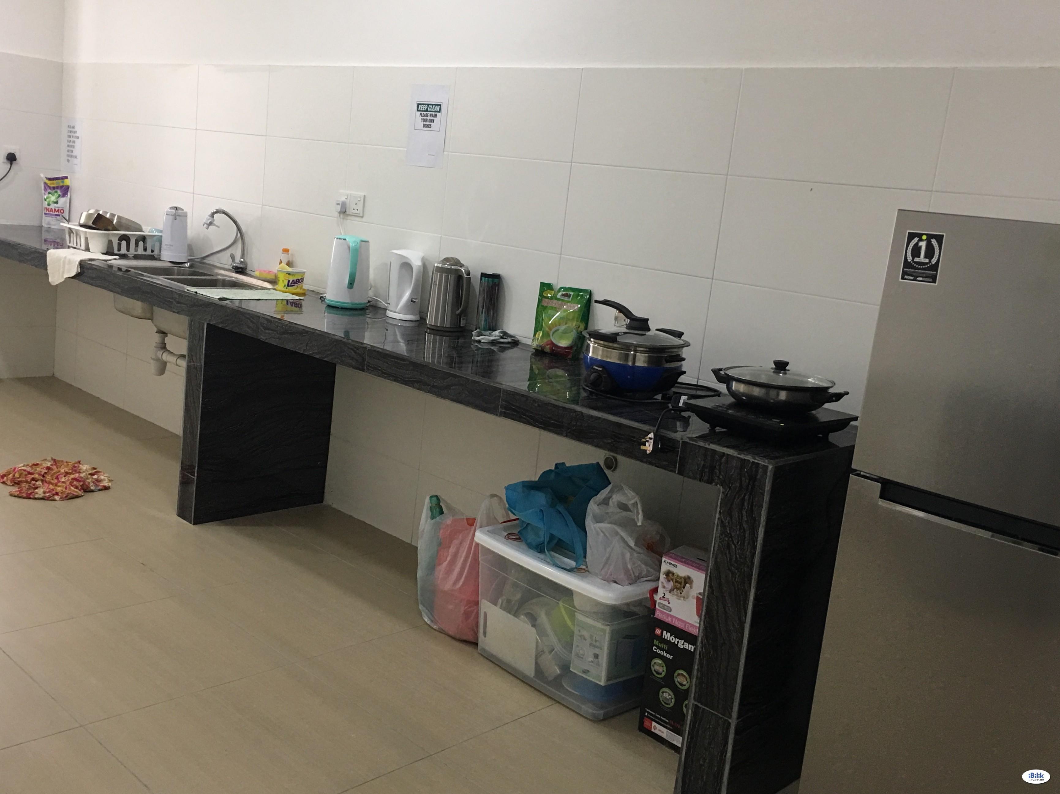 Premium Single Room at Bandar Sri Sendayan, Sendayan