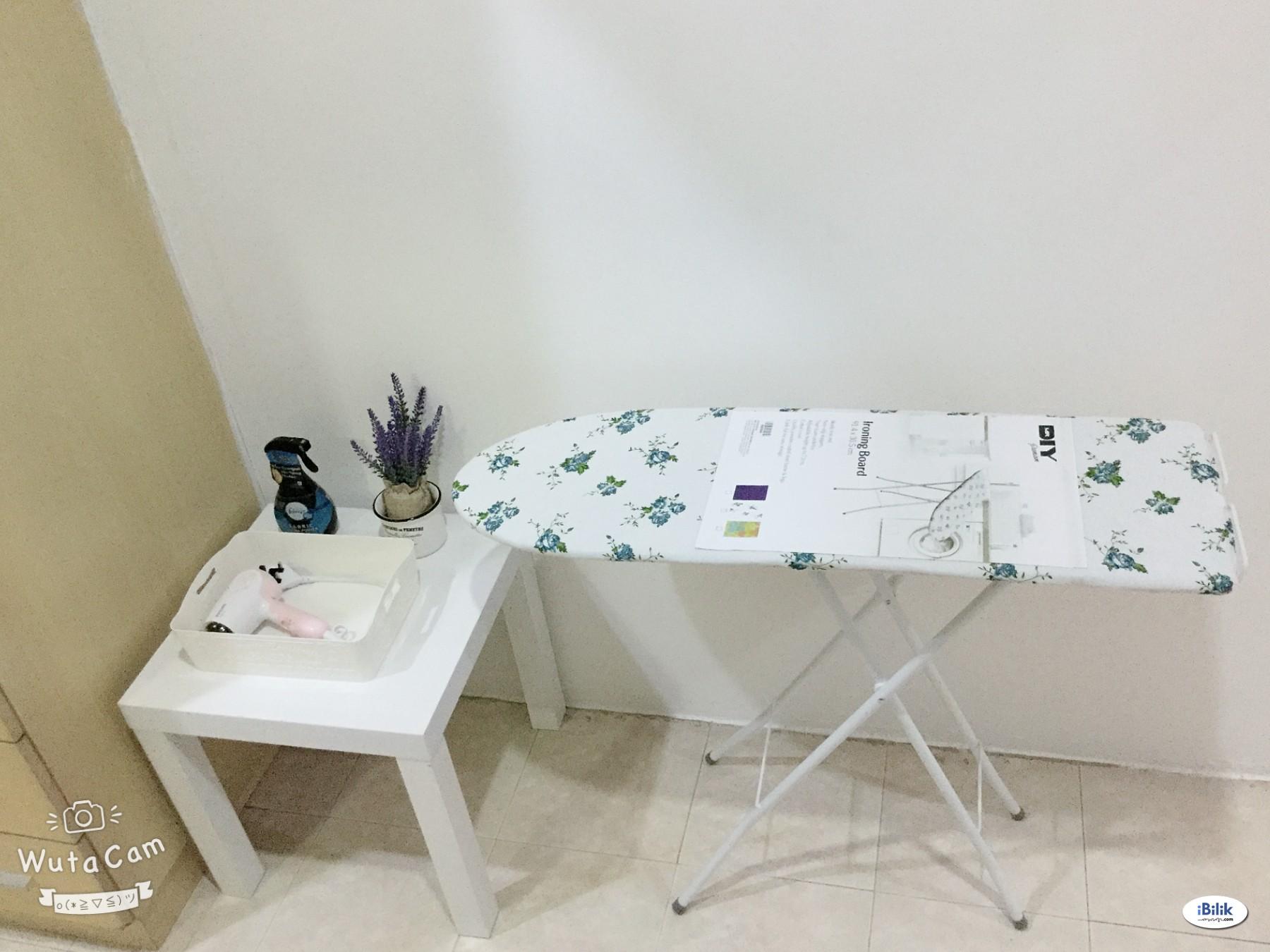 Single Room at Taman Thivy Jaya, Rasah
