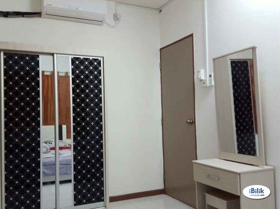 Master Room at Seremban 2, Seremban