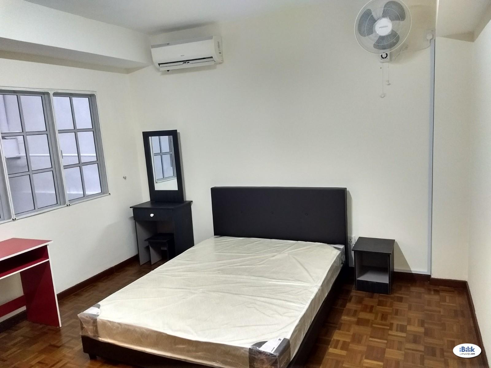 Newly Renovated Single Room at Jalan Medang Seraii
