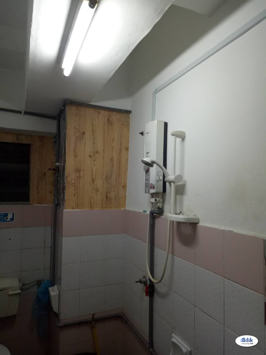 Single Room At Pandan Perdana ( Bus Connecting To Sunway Velocity & Hospital Ampang)
