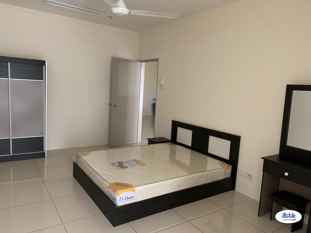 Master Room at Platinum Lake PV20, Setapak