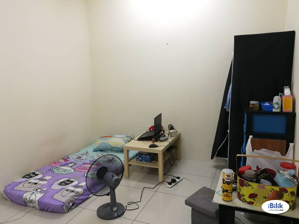 Middle Room at Platinum Lake PV20, Setapak