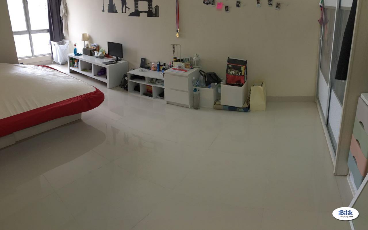 Master Room at Platinum Hill PV2, Setapak