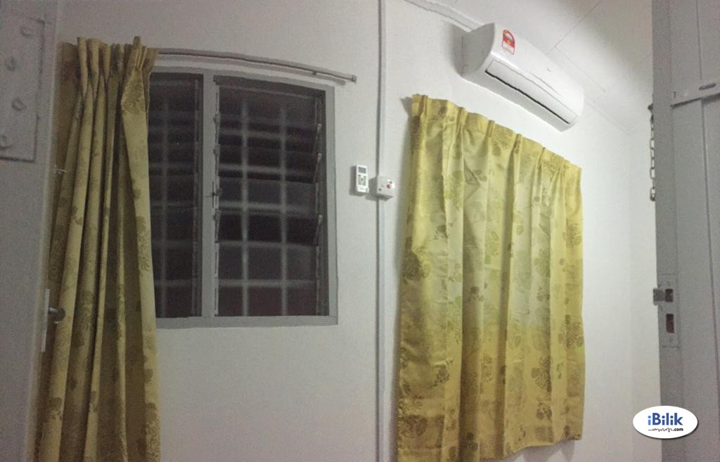 Middle Room at Wangsa Maju, Setapak