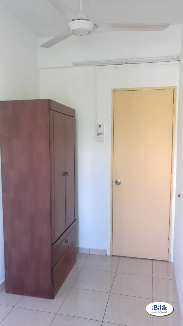 Single Room at Menara Alpha, Wangsa Maju