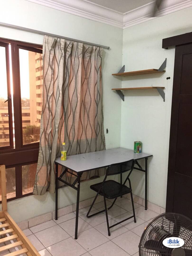 FREE Utilities and Internet - RM500 Single Room Fully Furnished in Palm Spring Condo