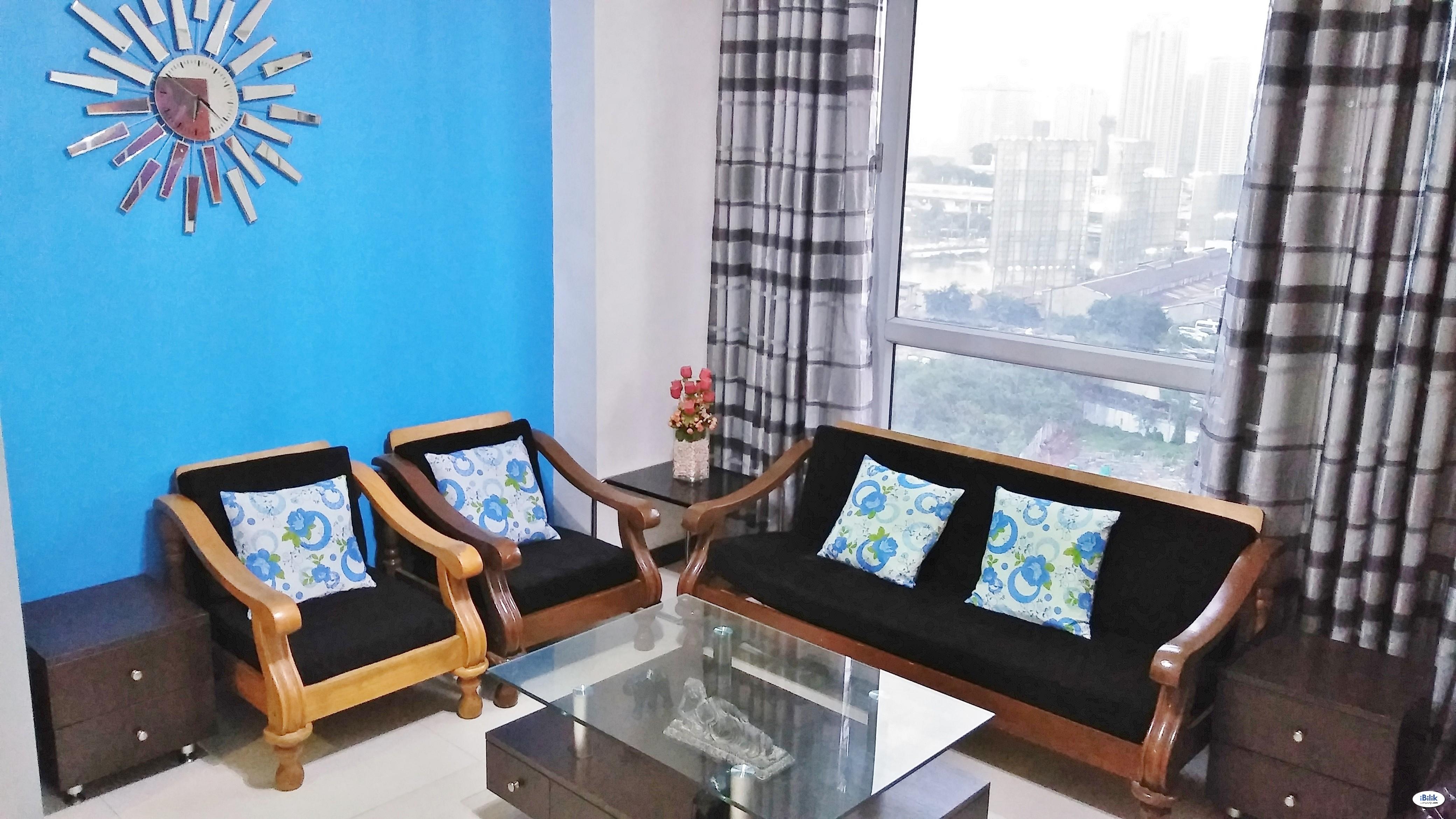 Single Room at Mandaluyong, Metro Manila