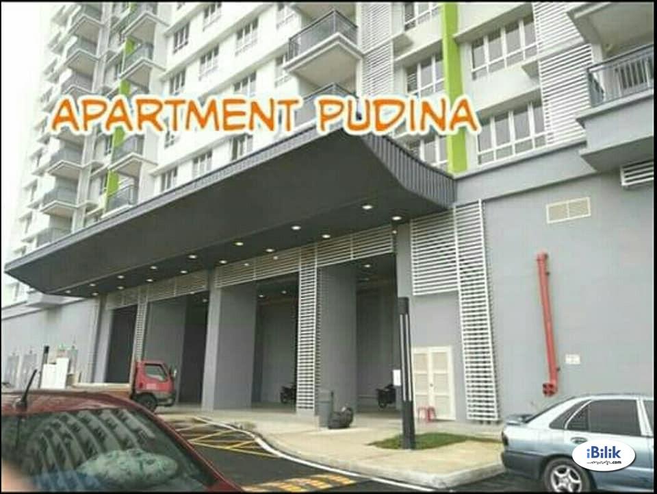 Bilik Middle Untuk Di Sewa, Presint 17, Putrajaya