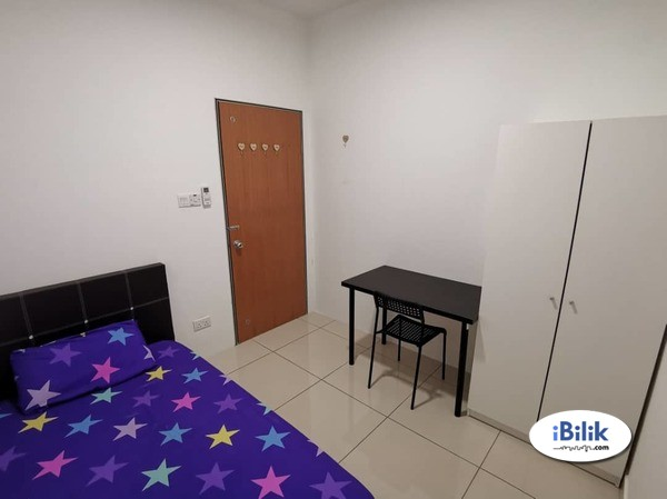 Beautiful Cozy Fully Furnish Room for Rent Kota Damansara, Petaling Jaya