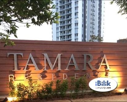 Kemasukan Segera Tamara Residence, Presint 8, Putrajaya (Sharing Room)