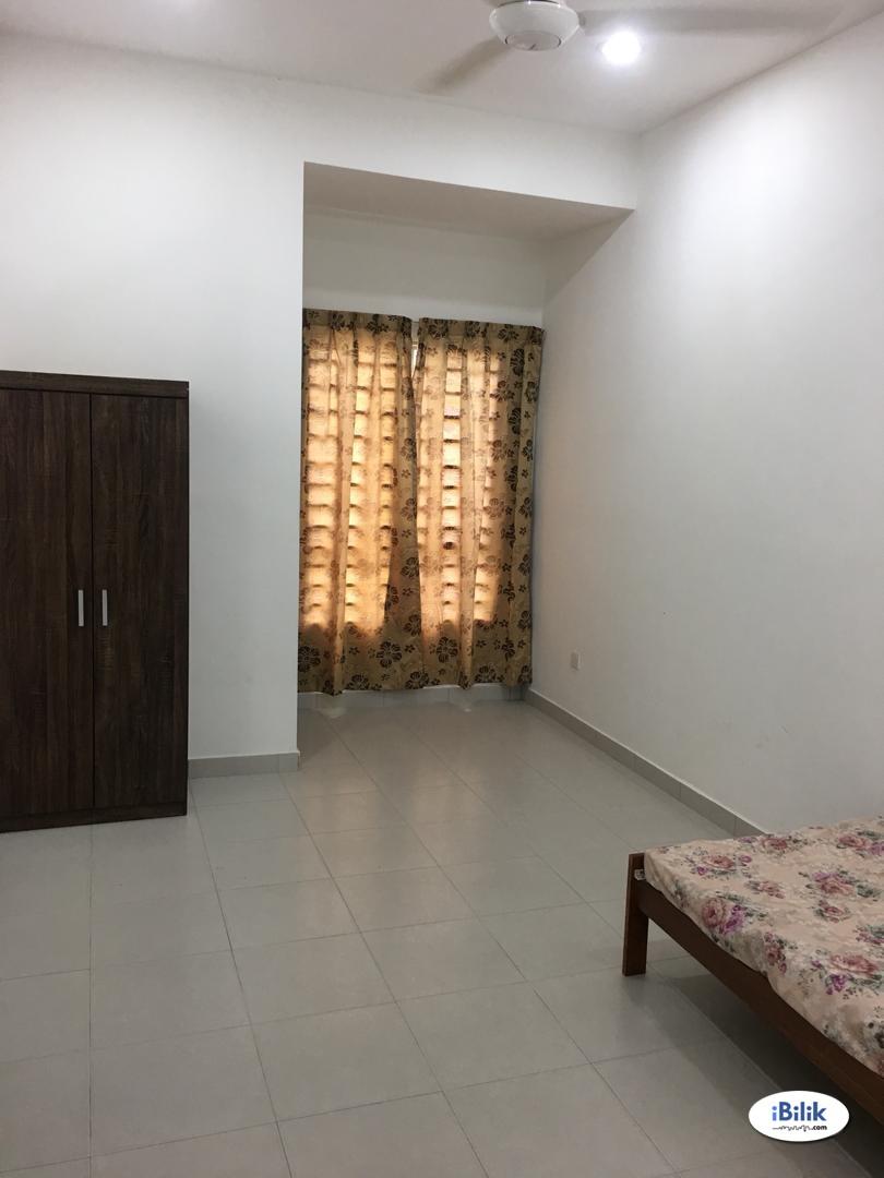 Master Room at Precinct 15, Putrajaya
