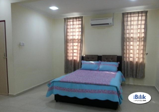 Single Room SS7, Kelana Jaya With High Speed WIFI