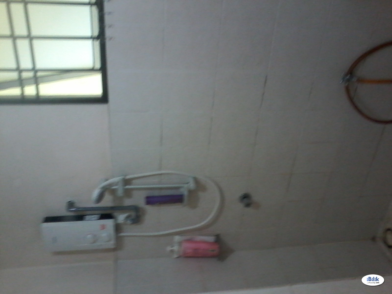 Single Room at Taman Melati, Setapak