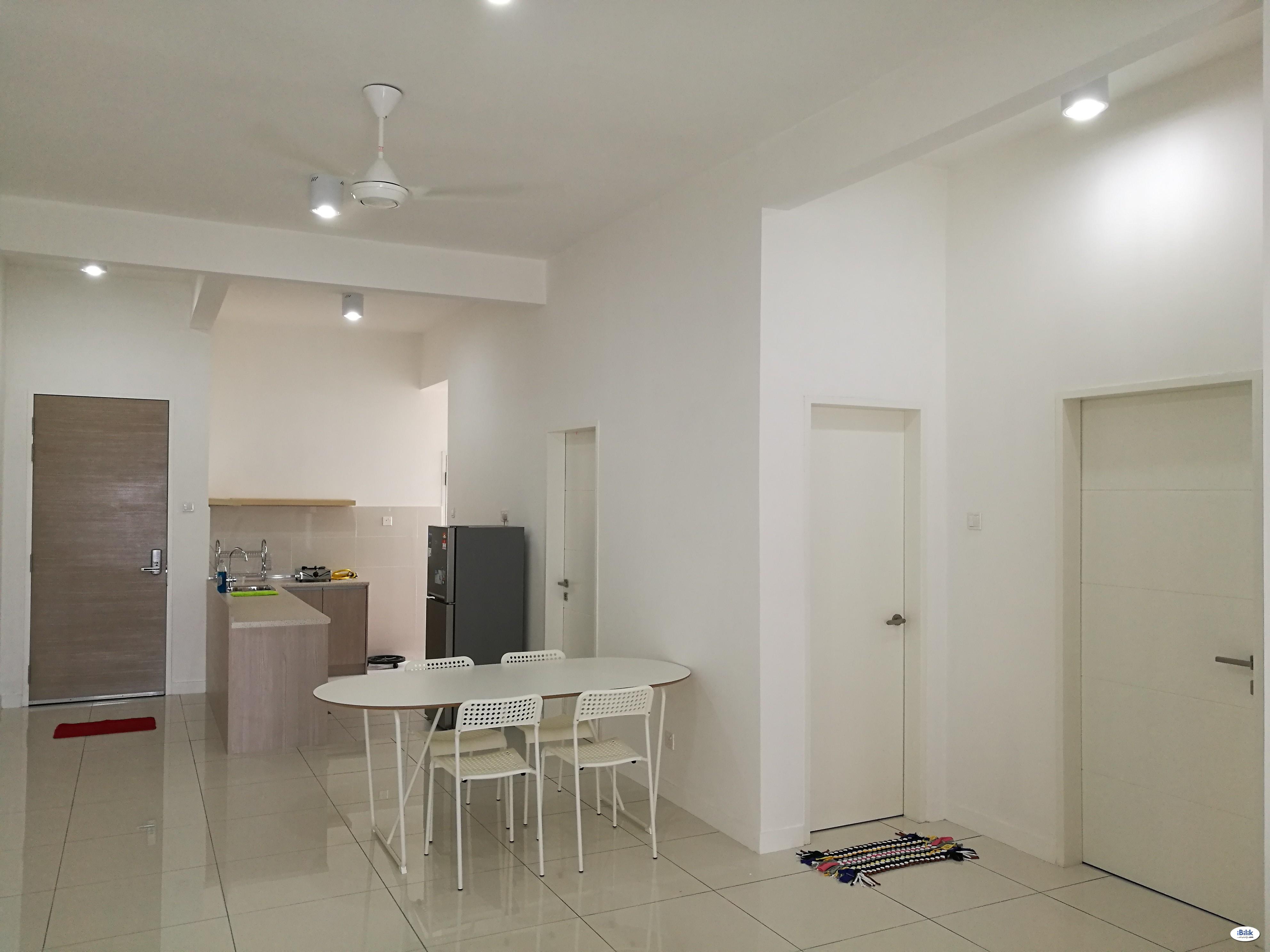 Middle Room at Skypod, Bandar Puchong Jaya