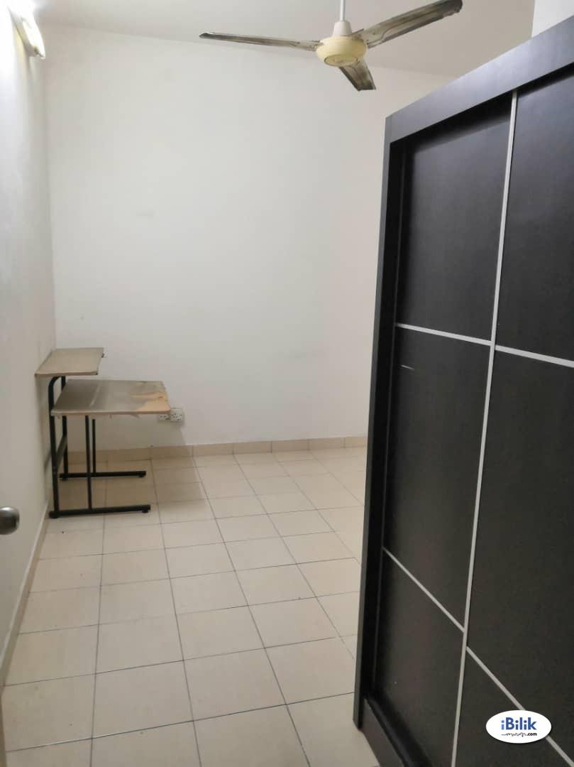 Middle Room at Aman Heights, Seri Kembangan