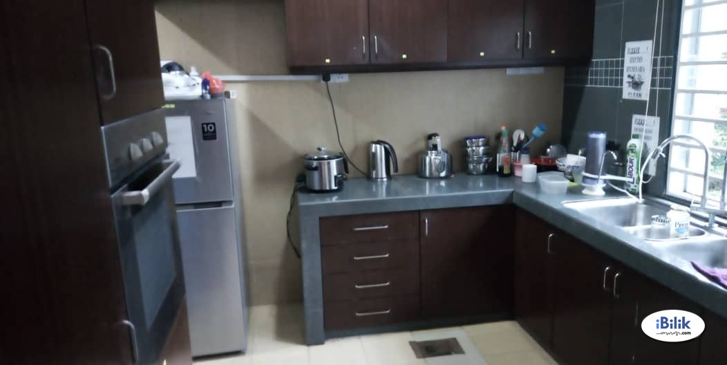Single Room at Taman Serdang Raya, Seri Kembangan