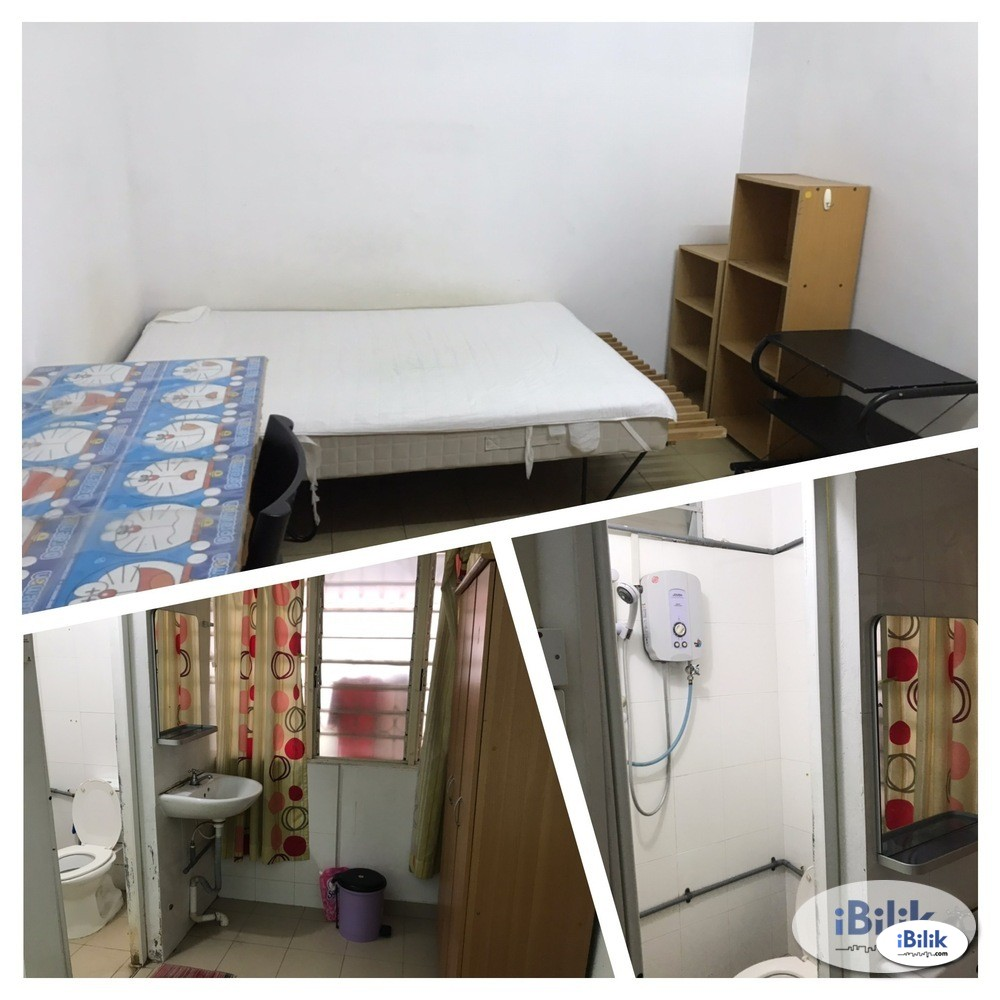 Big Middle Room  with own bathroom at SS15, Subang Jaya