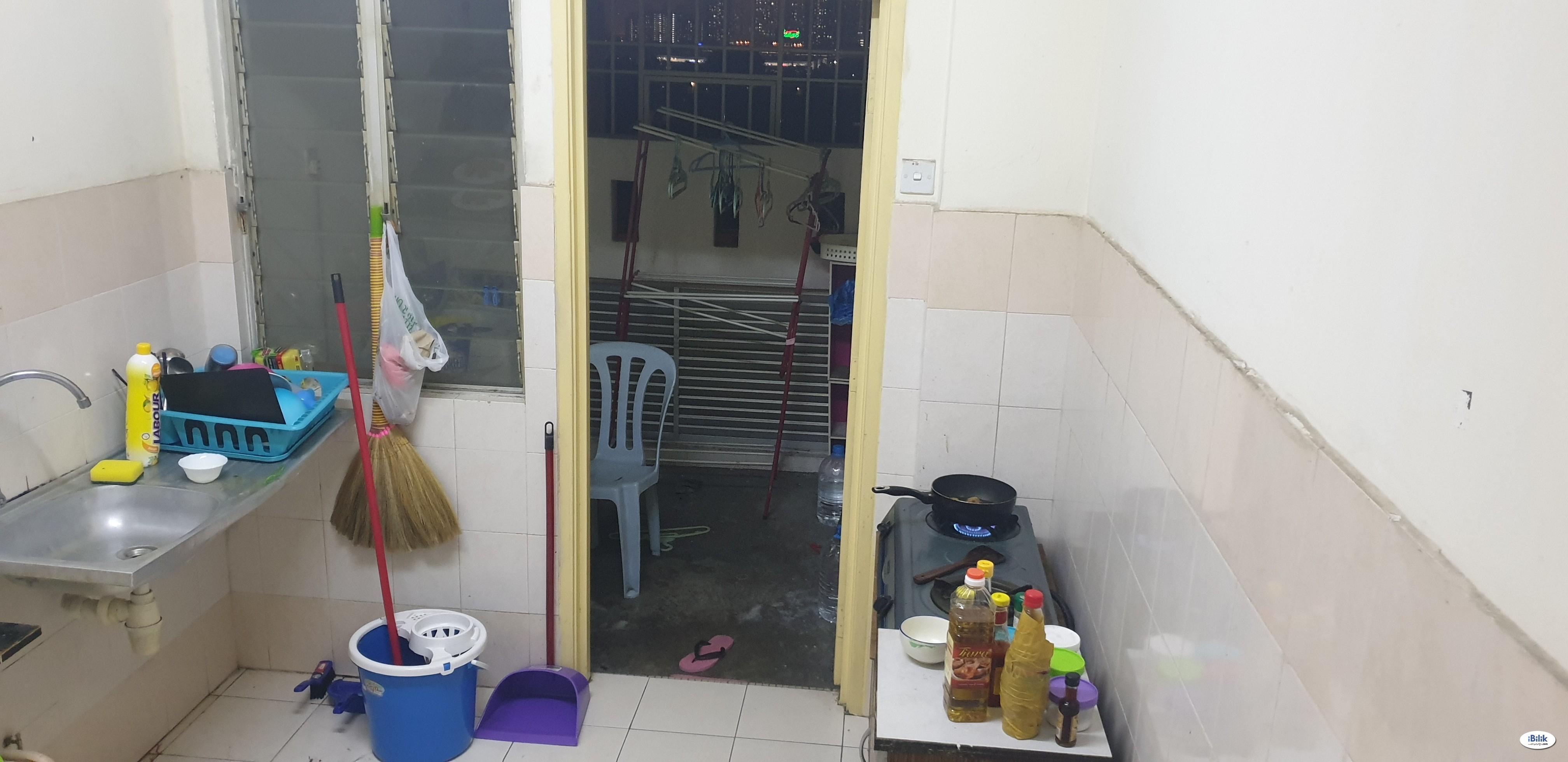Master Room at  Tar Villa Wangsa Maju, Setapak