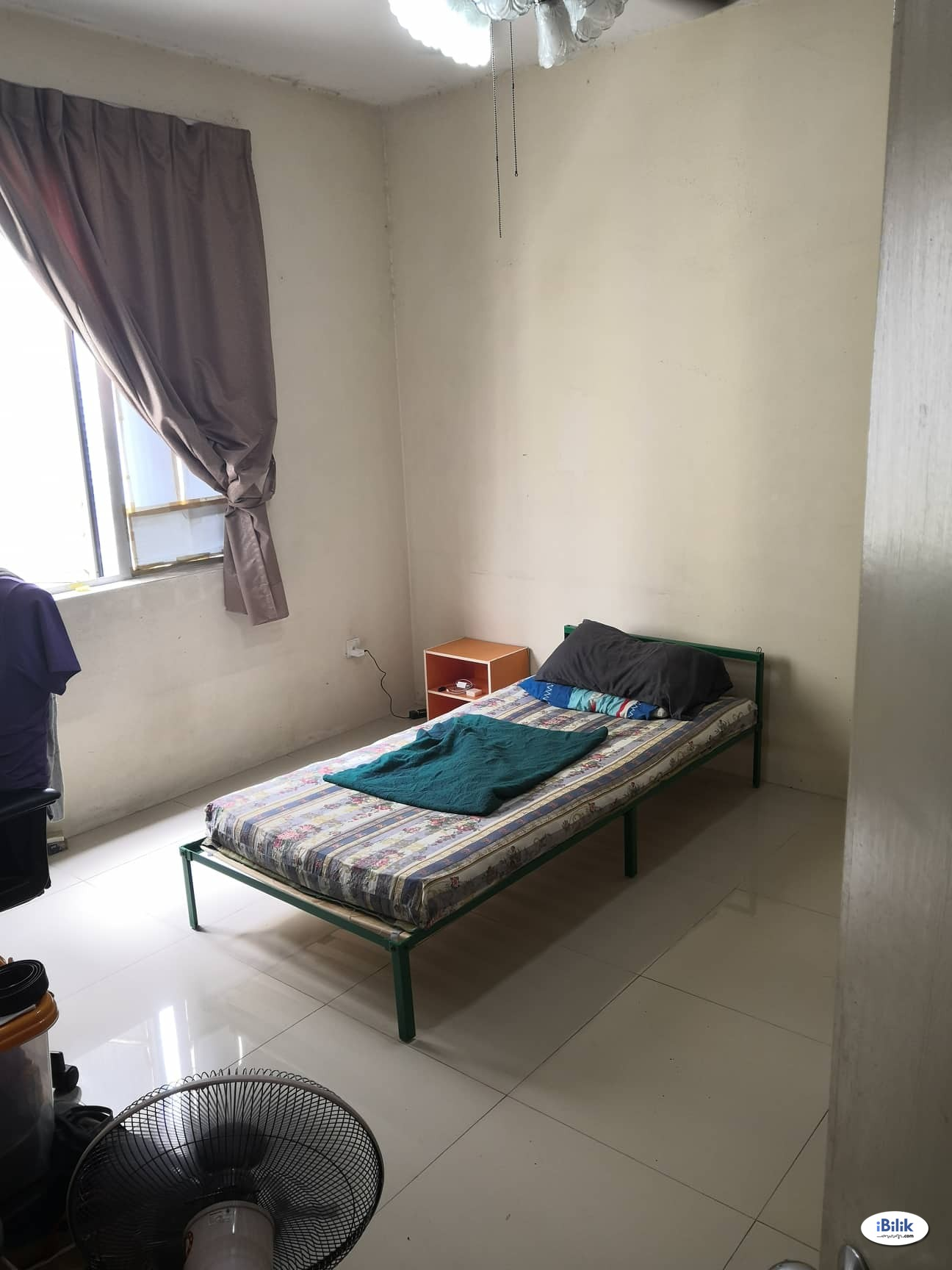 Single Room at Platinum Lake PV15, Setapak