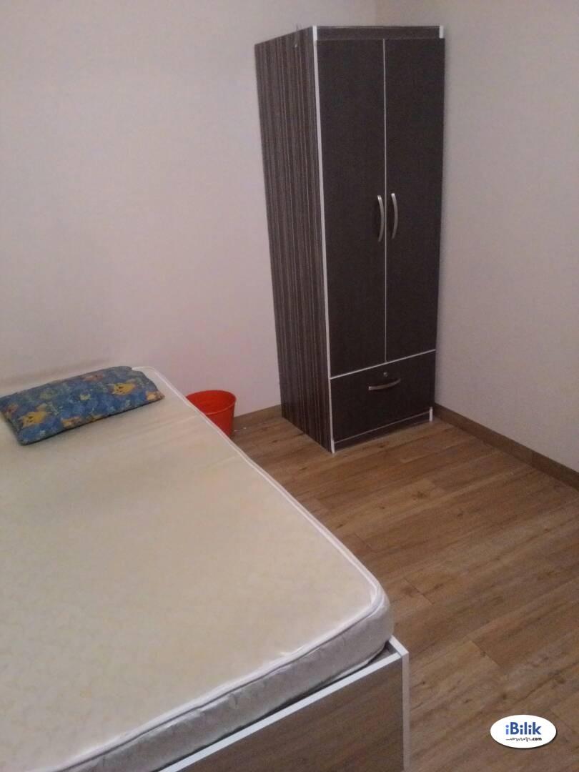 Single/Share Rooms at Bandar Putra Permai, Seri Kembangan