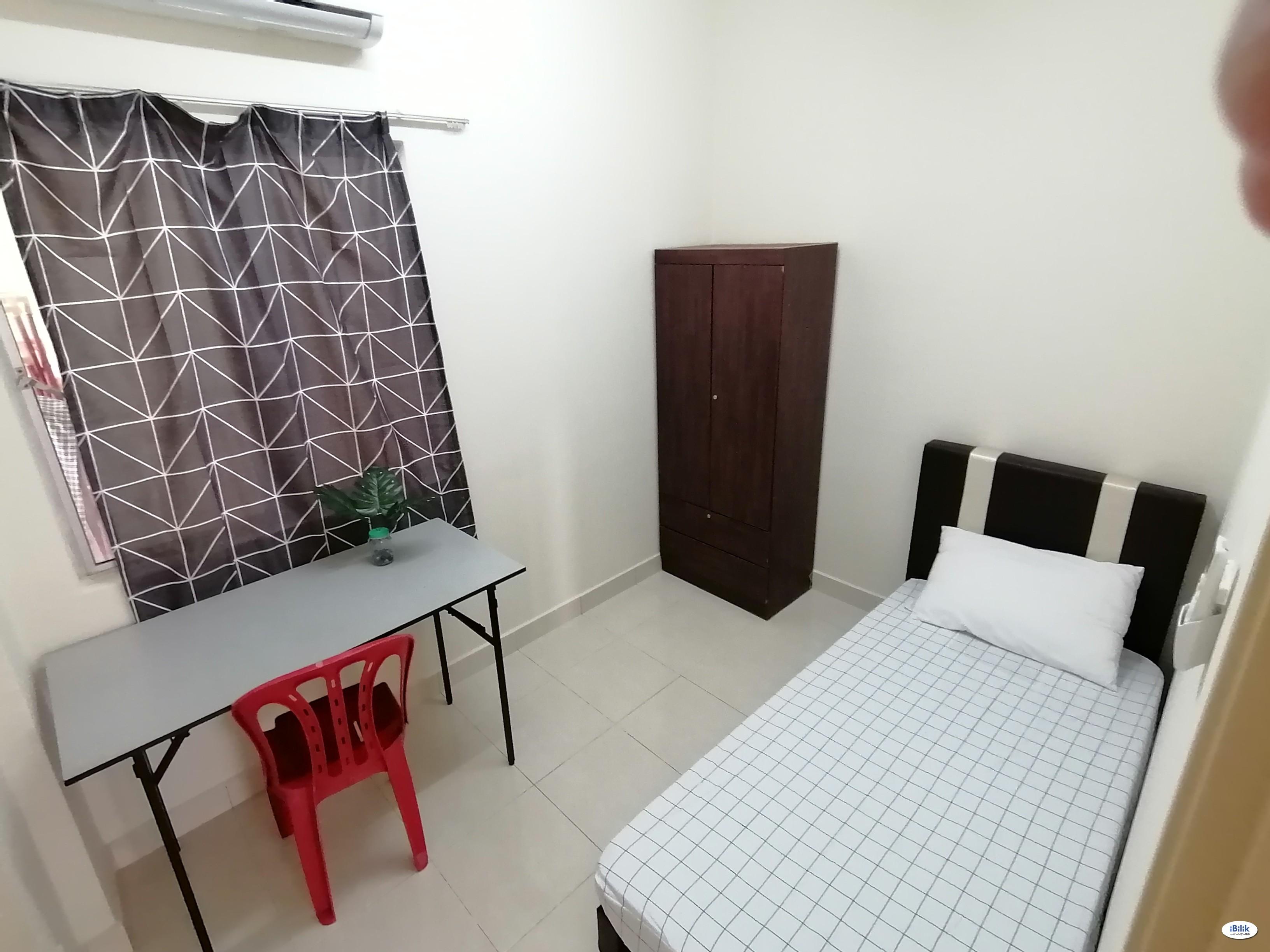 🔥🔥Free Utility🔥🔥 Single Room at SuriaMas, Bandar Sunway