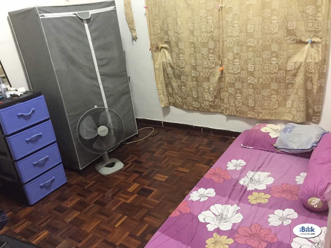 Single Room at Wangsa Maju, Setapak