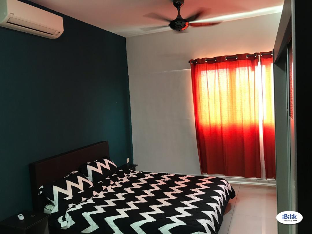 Master Room at Bukit Jalil, Kuala Lumpur