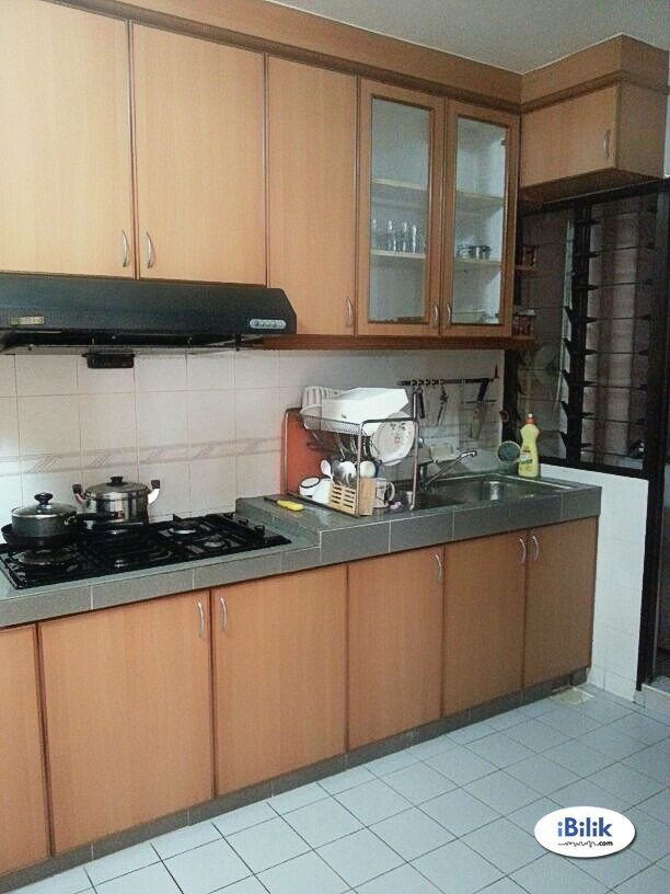 Yee Tee Small Room For Rent (No Yew Tee Residence, Block 673 HDB)