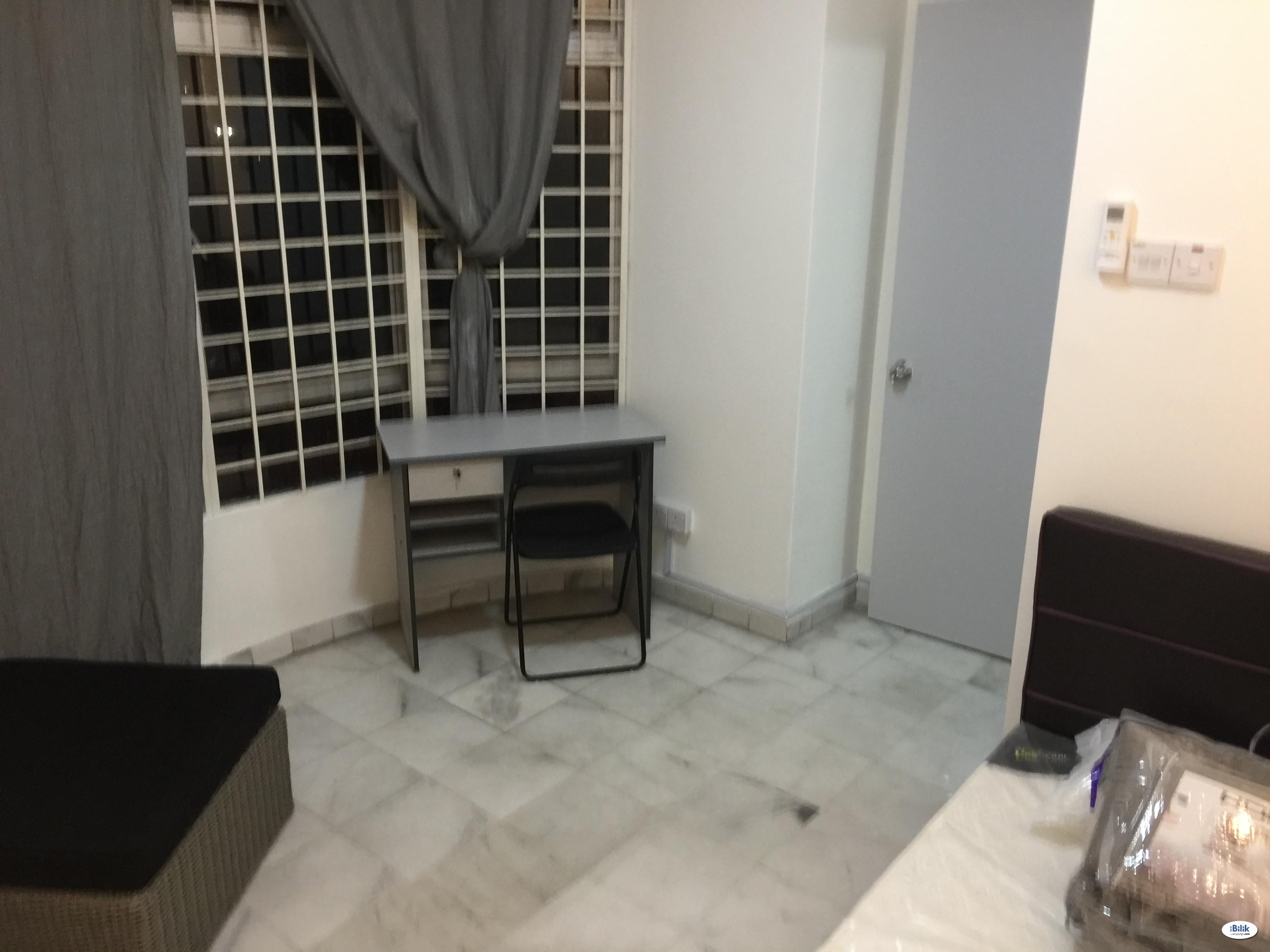 Single Room at Endah Regal, Sri Petaling