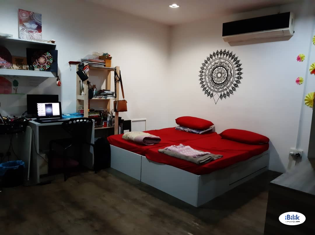 Fully Furnished Master Room at Cyberjaya LKW ERL KLIA MMU