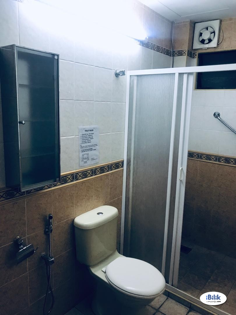 High Speed WI-FI !! Single Room At SS18, Subang Jaya