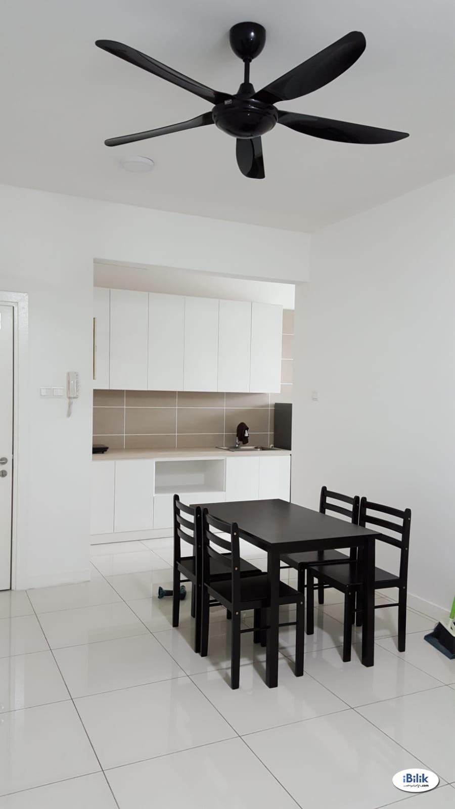 Find Room For Rent Homestay For Rent Middle Room At Epic Residences Johor Bahru Low Deposit