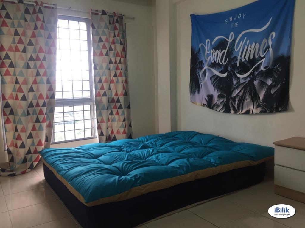 Room at Abadi Indah Condominium, Kuala Lumpur