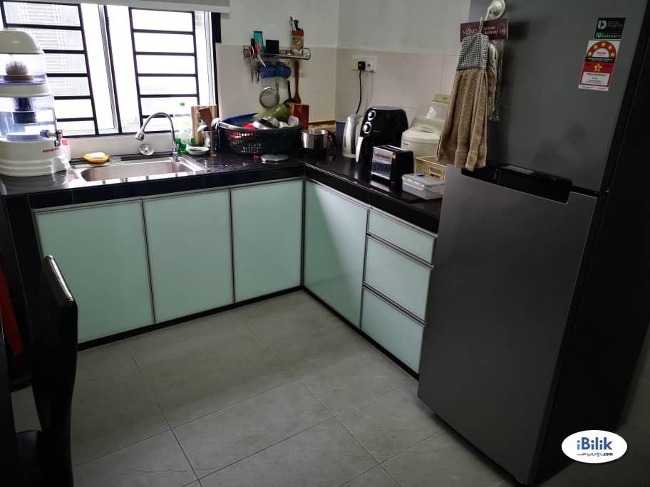 Middle Room at Bangsar, Kuala Lumpur & WiFi
