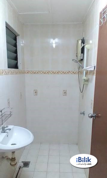 Hot Sale & FREE WI-FI 100MBPS Single Room at Cheras, Taman Alam Damai