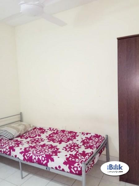 Single Room at SS4, Kelana Jaya With Wi-Fi