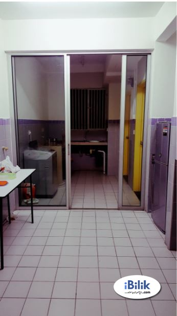Middle Room at Cyberjaya