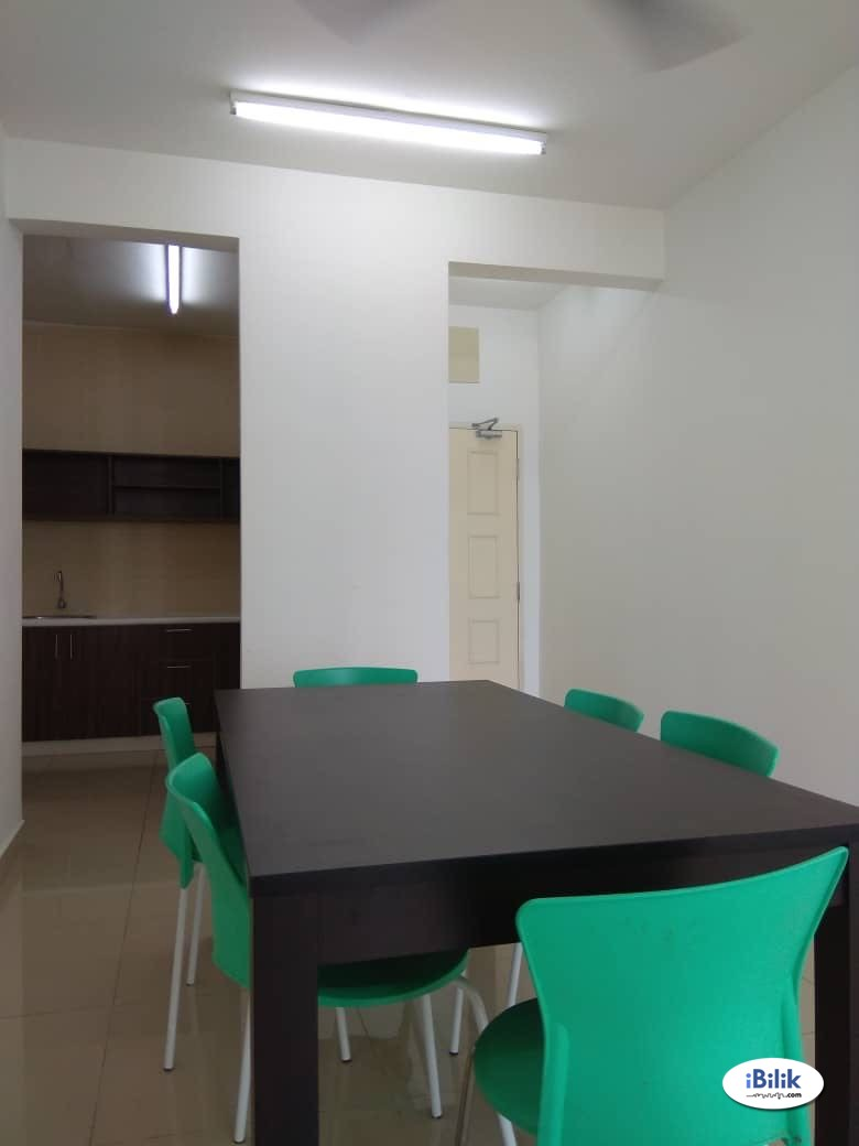 Middle Room at The Arc, Cyberjaya