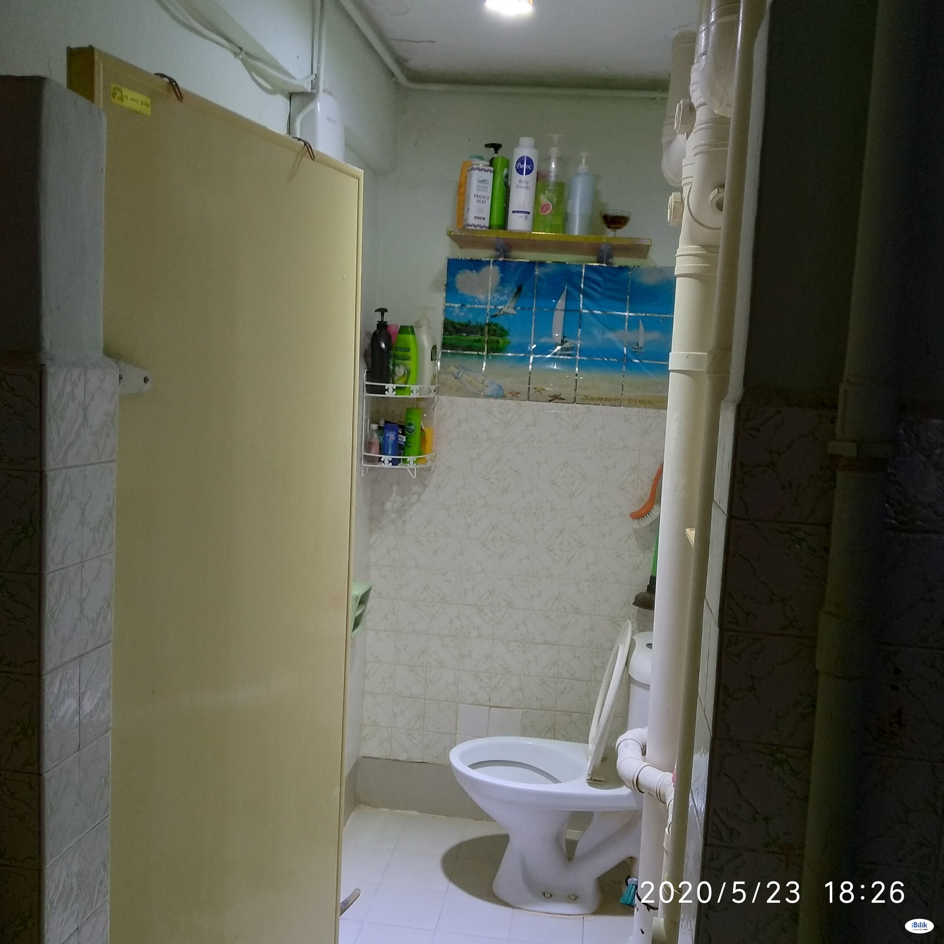 Single Room at Chinatown, Central Area